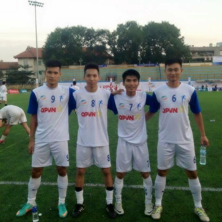 """TÙNG """"SEVEN"""" CÁNH CHIM LẠ CỦA FC 16, MANG ĐẬM DÒNG MÁU HẢI PHÒNG"""
